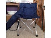 Fold up picnic/camping chairs