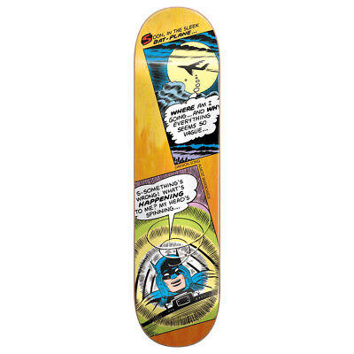 Almost Skateboard Deck Batman DC Cells Song 8.0' NEW IN SHRINK
