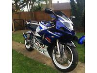 Gsxr 600 k1 2002 Suzuki gsxr super bike fast