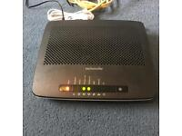 TECHNICOLOR TG589 DUAL BAND FIBRE ROUTER