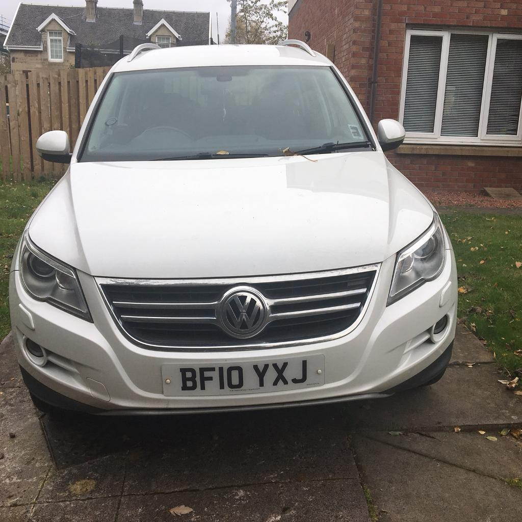 VW Tiguan 2.0 TDI Sport Summit