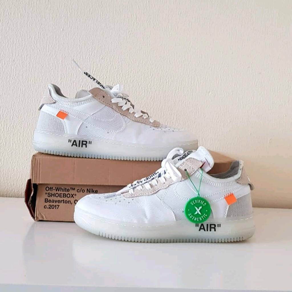 7d4e3292 Off white x Nike Air Force 1 | in London | Gumtree