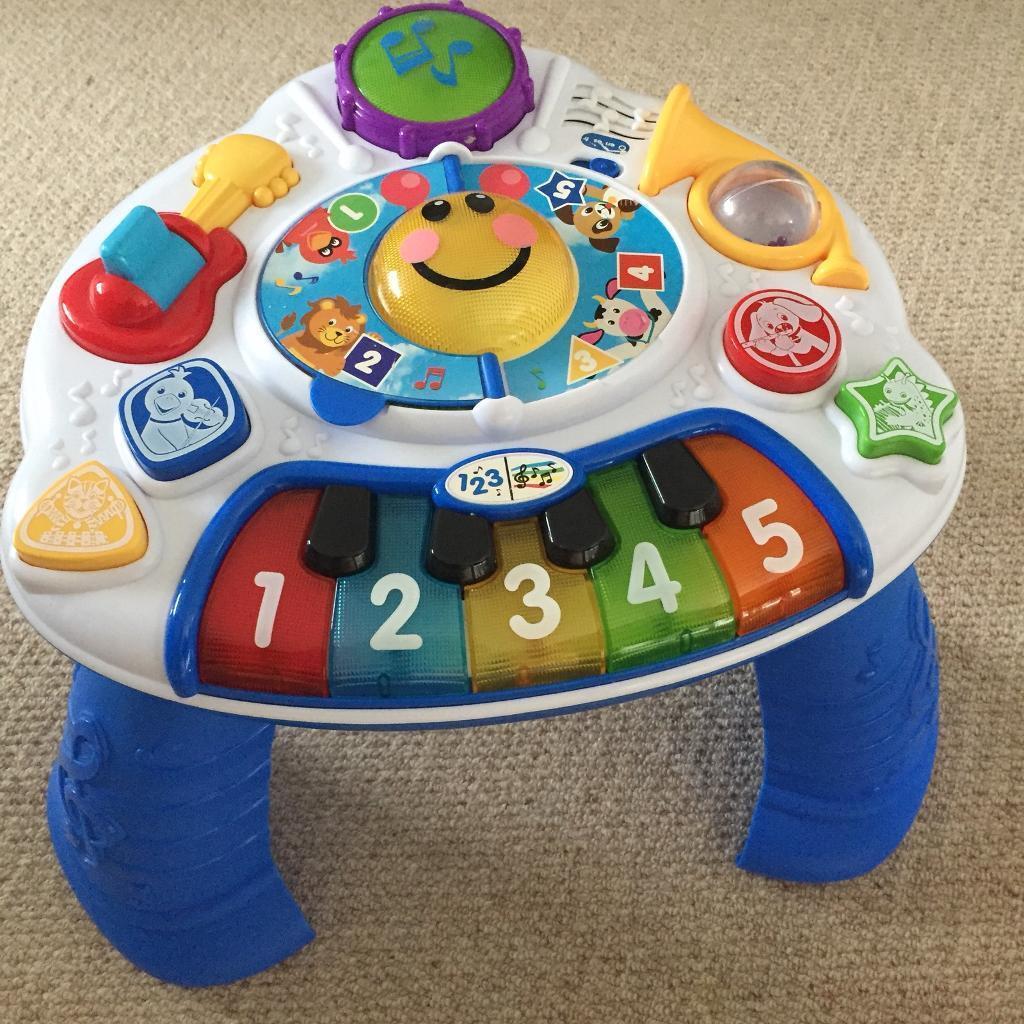 Little Einstein Kids/baby Musical Play Table