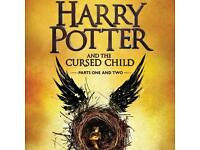 Second row from the front! - Harry Potter and the cursed child tickets - March 12th