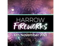 BRENT   WEMBLEY AND HARROW FIREWORKS DISPLAY (CELEBRATION OF CULTURE)