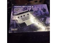Digitech vocalist live2