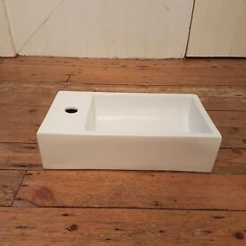 Bathroom basin, brand new 460 x 250