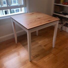 LERHAMN IKEA dining table