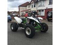 Road legal quad bike Polaris 900cc not Yamaha raptor Quadzilla Suzuki