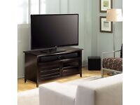 Bell'O Real Wood Premium TV Cabinet, Half Price - NEW, FREE Delivery