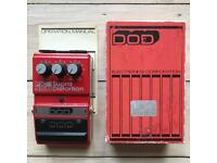 DOD SupraDistortion Pedal