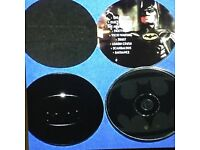 Batman CD Prince collectors tin