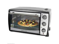 Oven, 20 Ltr Black Convection Mini Oven And Grill....
