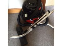 Henry Vacuum & attachments