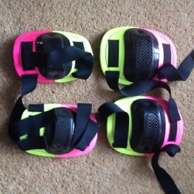 KIDS, Knee and Elbow Pads, £5