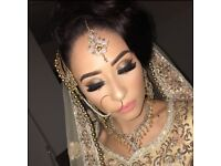 Asian pro hair and makeup artist for Bridal and party.