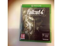 FallOut 4, XBox One game.