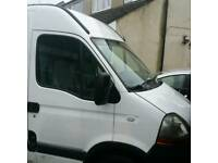 Renault master Lm35 dci high roof lwb.