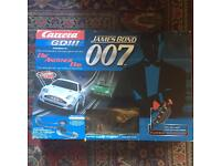 James Bond Carrera Go Die Another Day Scaletrix type racing.