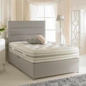 Designer beds 4f6 divan set