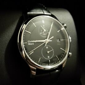 Christopher Ward, Malvern Chronograph MkIII 2017 watch