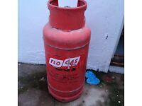 full 19kg Propane gas bottle can deliver locally