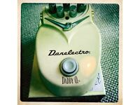 Danelectro Daddy 0 overdrive pedal
