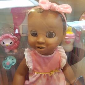 Luvabella African American Doll