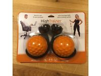 NEW HighTrainer Muscle care & exercise band