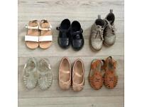 Zara girls shoes size 21/22 UK Kids 5/6