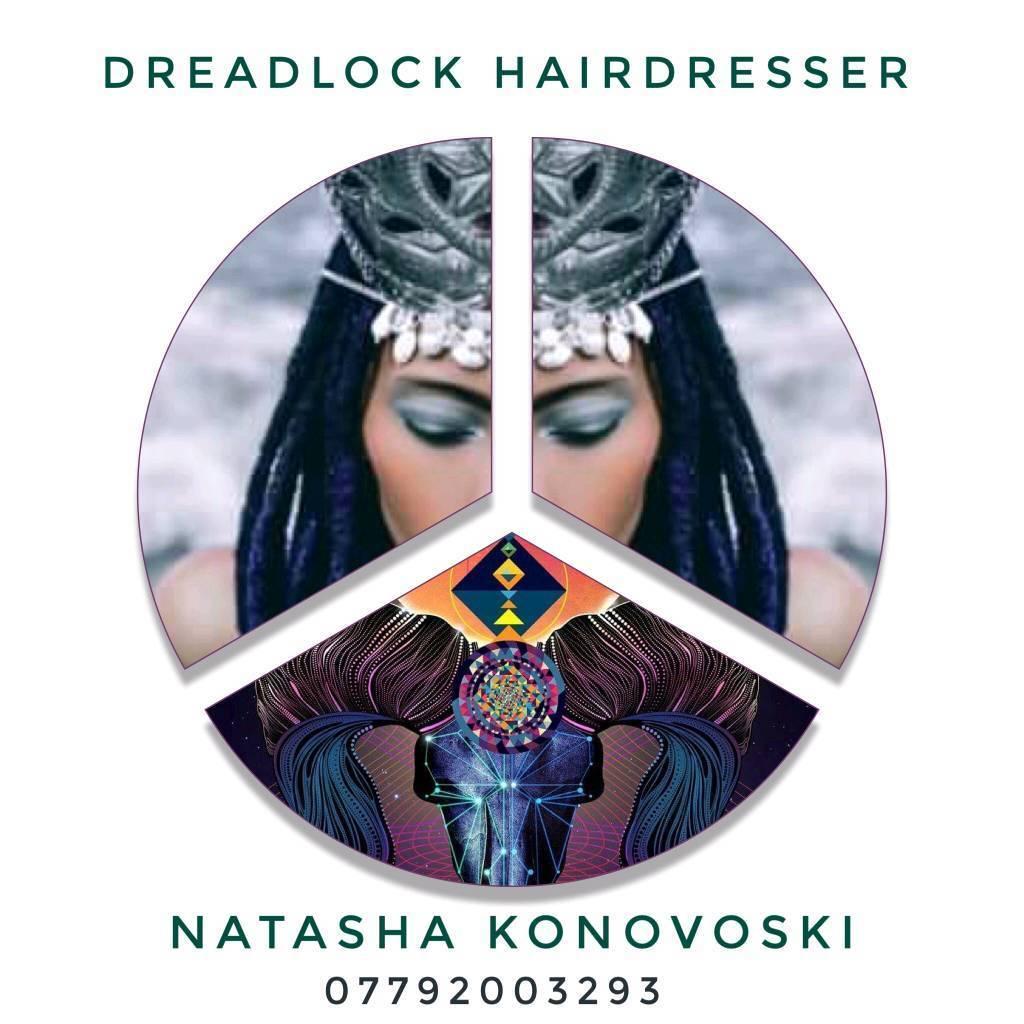 Dreadlock Extensions  Call Natasha, free consultation, WhatsApp +
