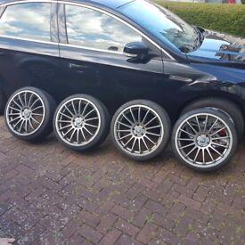 Alloy wheels...😁