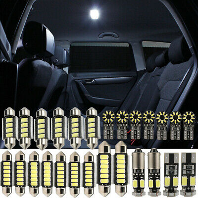 26X SMD LED Innenraumbeleuchtung Für Mercedes W211 S211 E-Klasse Innenlicht Weiß