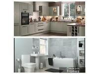 Bathroom and kitchen fitting