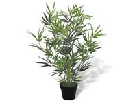 Artificial Bamboo Tree with Pot 80 cm-241363