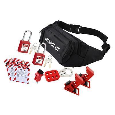Lockout Tagout Kit Combination Bag