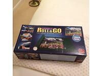 Jigsaw Puzzle Roll & Go with 1,000 Piece Jigsaw