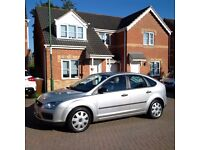 FORD FOCUS 1.6, MILEAGE 52000, FULL SERVICE HISTORY, MOT FEB 2017, ONE PREVIOUS OWNER