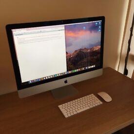 Apple iMac Retina 27 Inch, Late 2015, 5k