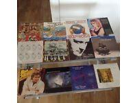 Single Vinyl Records