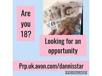 Are you 18 and looking for an opportunity!!
