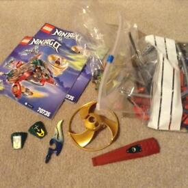 Lego Ninjago Ronin REX 70735