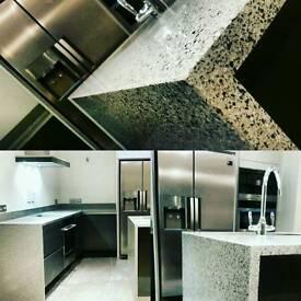 Granite & Quartz Kitchen Worktops