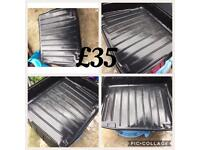 BMW 5 Series GT Genuine Boot Tray Mat