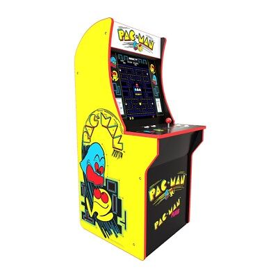 ORIGINAL Pacman Arcade Games Machine, 4ft fun for children's and - Pacman For Kids