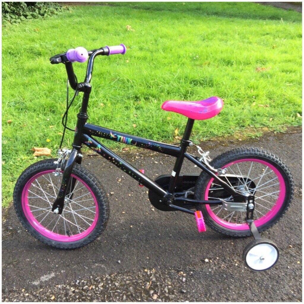 """Disney Tinkerbell Kids Bike - 16"""""""