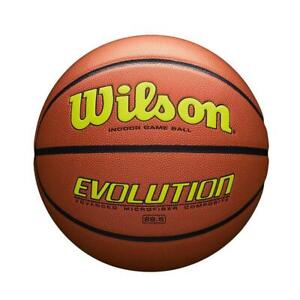 Wilson Evolution 295 Game Ball Orange/Yellow