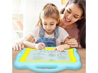 Magnetic Drawing Board, 2 Pack For Kids