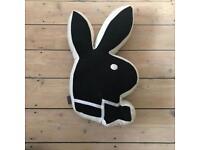 Playboy bunny cushion