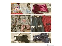 3-4 years girls dresses/outfit bundle